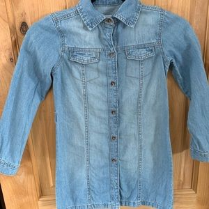 Other - Girls Jean dress